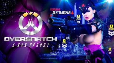 Aletta Ocean, Danny D — Oversnatch A XXX Parody FullHD 1080p