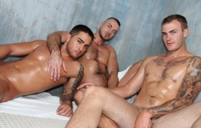 Bangin' in the Bathhouse