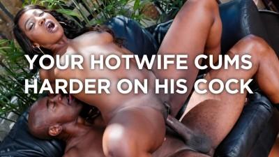 Skyler Nicole — Ebony Hotwife Gets the Dick She Deserves (2017)