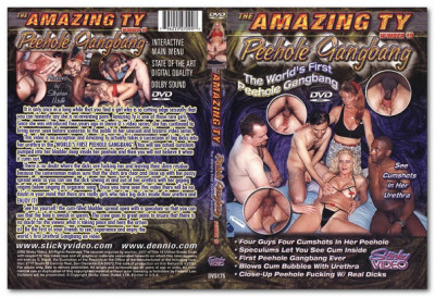 The Amazing Ty 19: Peehole Gangbang