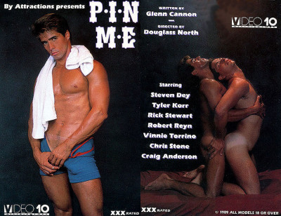 Pin Me — Chris Stone (1990)