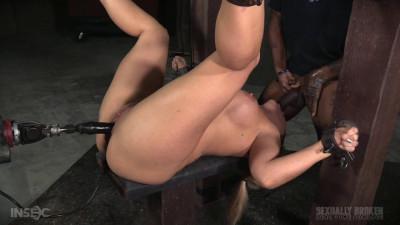 SexuallyBroken Grand Finale Of Angel Allwood's BaRS