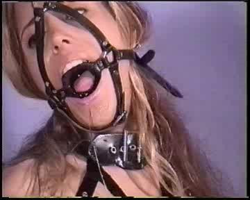 Devonshire – DP-70 – Gagged and Drooling Part2