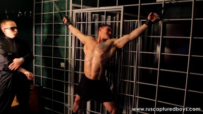 RusCapturedBoys — Bodybuilder Vasily in Jail — Part II