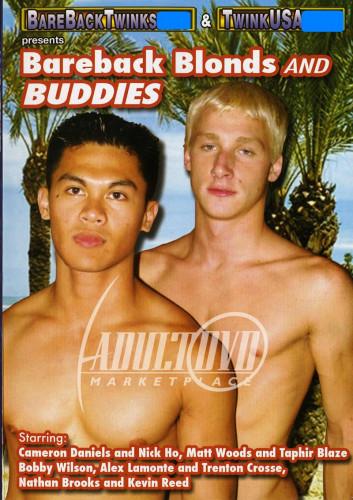 Description Bareback Blonds and Buddies