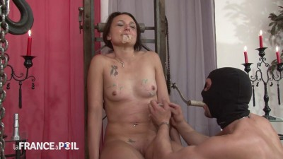 Extreme - Needles Torture of French Girl