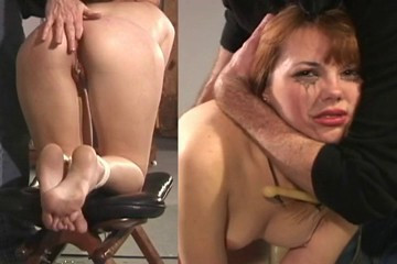 Anal Punishment Bound Delila Darling – Hard Core