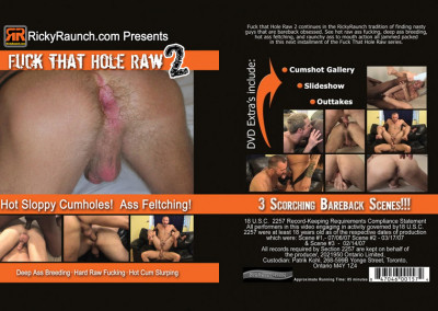 Ricky Raunch – Fuck That Hole Raw Vol.2 (2007)