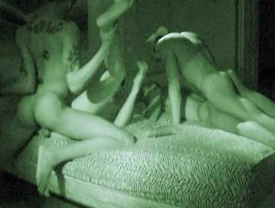 Orgy With Night Vision
