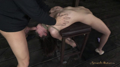 SB - Cute little Casey Calvert gets bound... - Casey Calvert - Mar 8, 2013