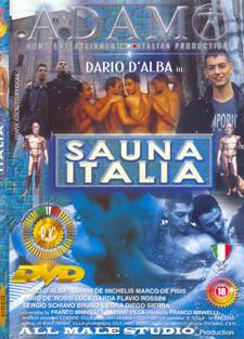 [All Male Studio] Sauna Italia Scene #1