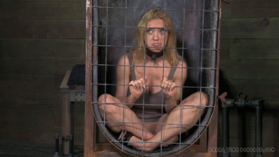 RTB – Darling Blindfolded, Caged And Tagteamed By Dick – Apr 1, 2014