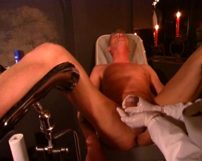 Anal femdom therapy