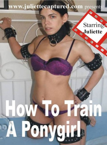 How To Train A Ponygirl DVD