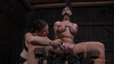 Tricia Oaks, friend Dee — BDSM, Humiliation, Torture