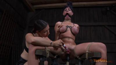 Tricia Oaks, friend Dee – BDSM, Humiliation, Torture