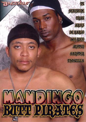 Mandingo Butt Pirates