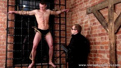 RusCapturedBoys — Captured Male Model Kirill — Part II