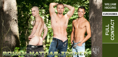 WHiggins - Mattias, Roman and Zdenek - Full Contact - 01-10-2011