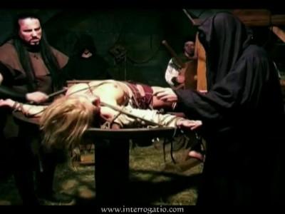 Interrogatio 15: Wheel of Pain