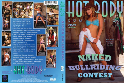 Hot Body Competition: Naked Bull Riding Contest