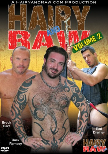 HairyAndRaw – Hairy and Raw: Volume 2 (2011)