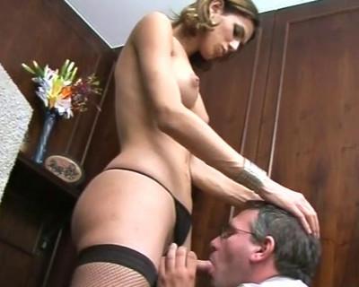 Transsexual Fixation - Scene 1