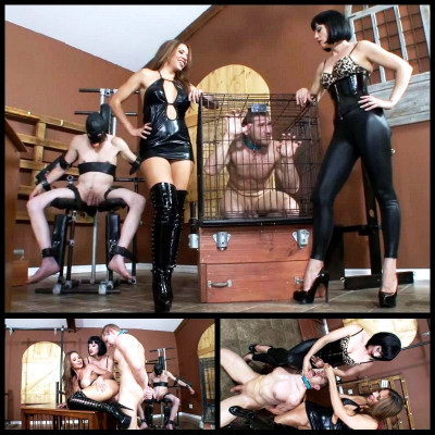 Femdom Sex (9 Sep 2014) Club Dom