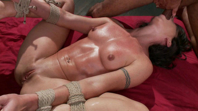 Wenona Fucked Hard in Brutal Bondage - Only Pain HD