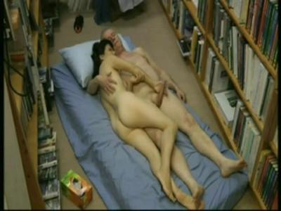Mature Amateur Couple Sex The Surveillance Camera