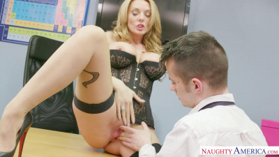 Stacey Saran , Sam Bourne - Sex Teacher FullHD 1080p