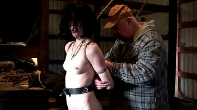 TB - Natasha Barn Slave Part 1