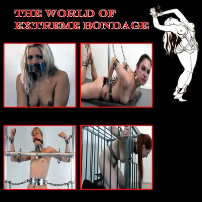 The world of extreme bondage 5