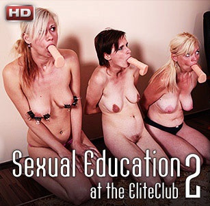 ElitePain  Sexual Education at the EliteClub 2