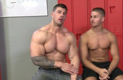 Logan Vaughn And Zeb Atlas Interview