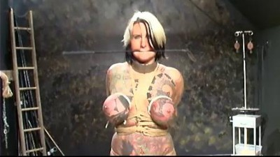 ginch tortured tattooed tits