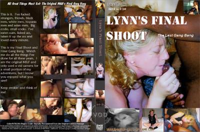 Lynn's Final Shoot