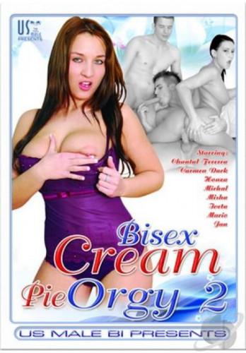 Description Bisex Cream Pie Orgy 2