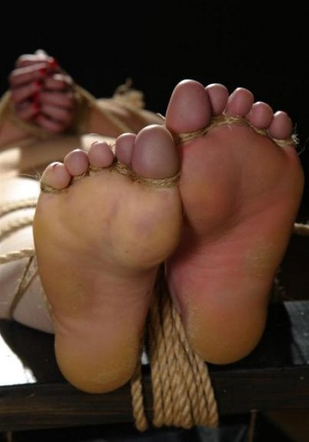Extreme Foot Torture for girl