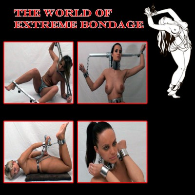 The world of extreme bondage 33