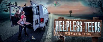 Helpless Teens - Free Hugs In The Van