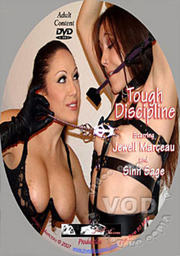 Jewell Marceau – Tough Discipline DVD