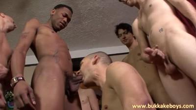 Michael Vargas - Bukkake Veteran! - snappy caning gay boys mm first time male model!