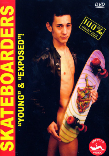 The Body Shoppe - Skateboarders: Young and Exposed