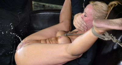 Milf-Tastic Simone Sonay Roughy Fucked By Black Cock Extreme Squirting Massive Brutal Orgasms