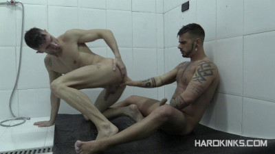 Aday Traun and Elio Guzman — HardKinks