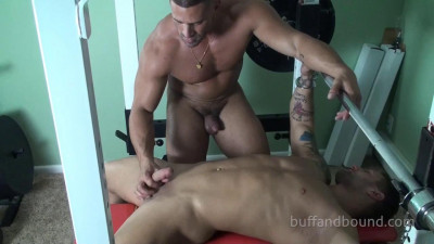 Muscle Bound and Worshipped with Mike Buffalari and Sam Rizzo (BAB 2013)