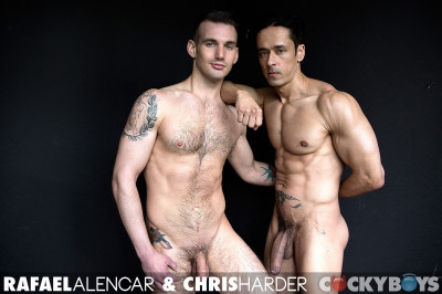 Cocky Boys - Rafael Alencar Fucks Chris Harder 720p
