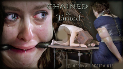 Infernalrestraints - Feb 21, 2014 - Chained & Tamed - Dixon Mason - PD - Jack Hammer