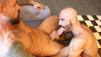 BMRaw - Adam Russo & Rocco Steele